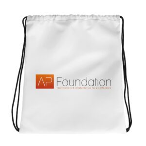 AP Foundation | Drawstring Bag
